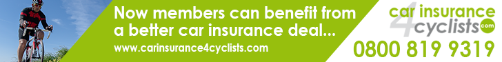 car insurance 4 cyclists