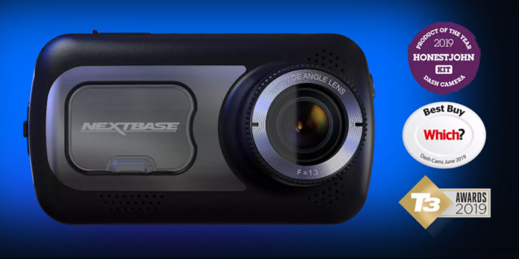 Chris Knott's Dash Cam Prize