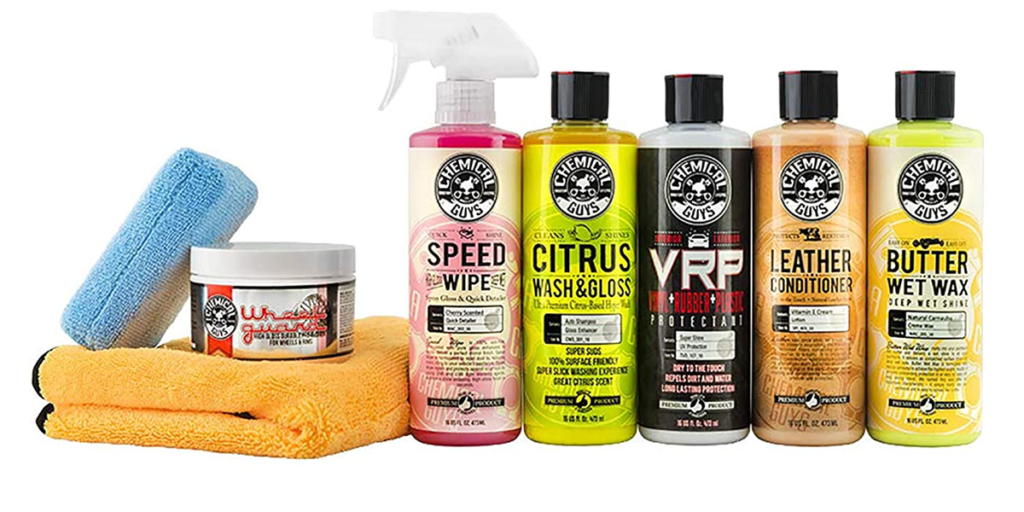 Win this car cleaning bundle with Ci4C